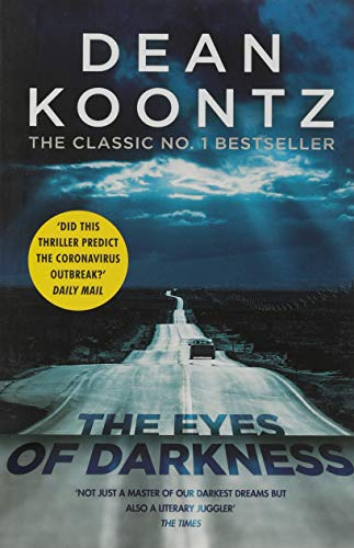 9781472240293: The Eyes of Darkness: A gripping suspense thriller that predicted a global danger...