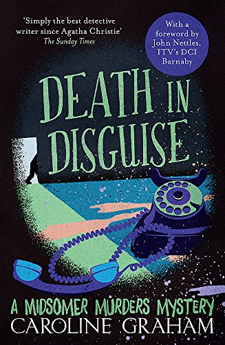 9781472243676: Death in Disguise: A Midsomer Murders Mystery 3