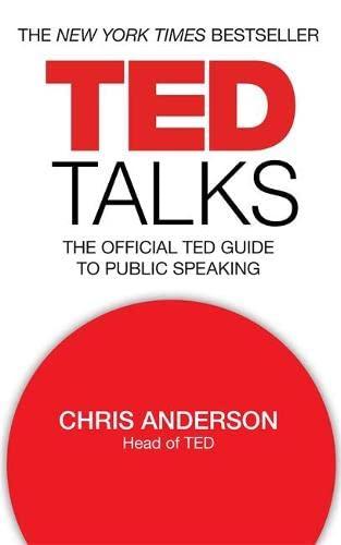 9781472244437: Ted Talks