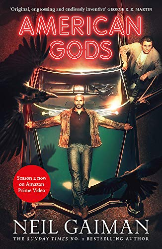 9781472245540: American Gods : TV Tie-in