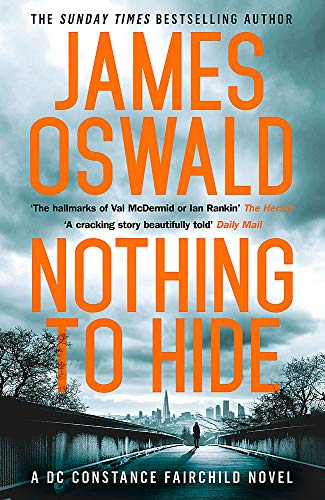 9781472250056: Nothing to Hide (New Series James Oswald): Constance Fairchild 02 (The Constance Fairchild Series)