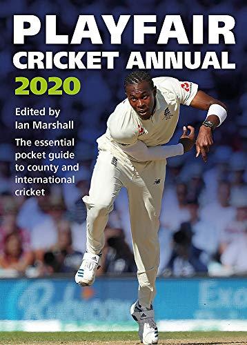 9781472267566: Playfair Cricket Annual 2020