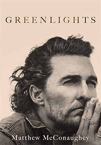 9781472280831: Greenlights: Raucous stories and outlaw wisdom from the Academy Award-winning actor