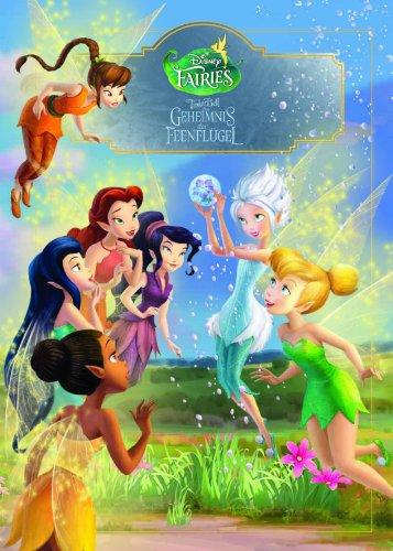 9781472302731: Disney -Tinkerbell und das Geheimnis der Feenflügel Classic wattiert
