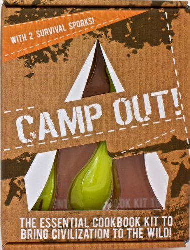 9781472302861: THE CAMPSITE COOKING KIT (Box Survival Packs)