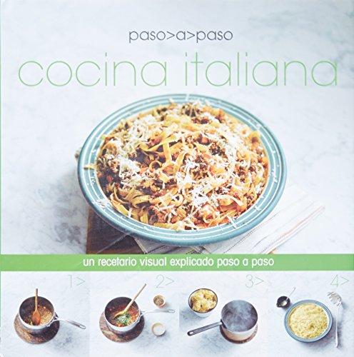 9781472303714: Cocina Italiana Paso a Paso (Visual Step by Step)