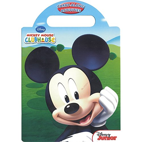 9781472304353: Disney Junior Mickey Mouse Clubhouse Carry-along Activities