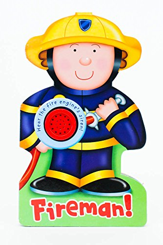 9781472304629: Fireman!