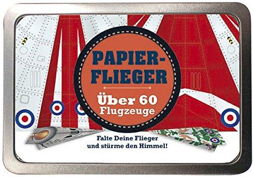 9781472305138: Boxset Papierflieger: Falte Deine Flieger und stürme den Himmel!