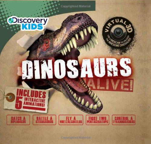 9781472307675: Dinosaurs Alive (Discovery Kids)