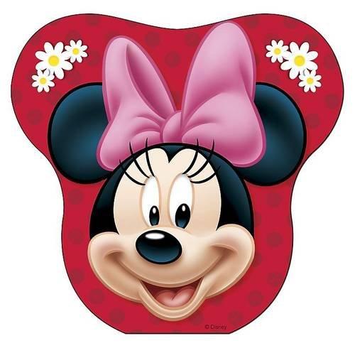 Disney Minnie Mouse Carry-Along Tin Head: Disney