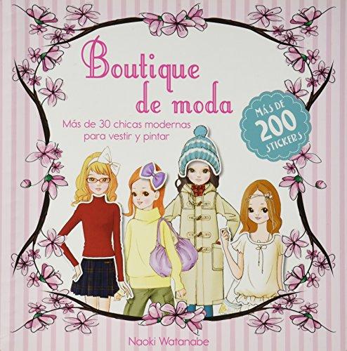 9781472309792: Boutique de moda (Kokuyo) (Spanish Edition)