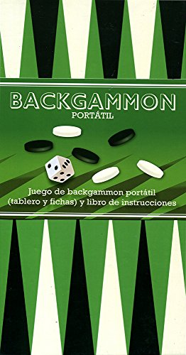 9781472309822: Backgammon (Board Game Boxset) (Spanish Edition)