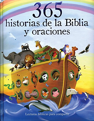 9781472310156: 365 Historias De La Biblia Y Oraciones (365 Bible Stories)