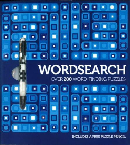 9781472310699: Wordsearch Puzzles w/ Pencil