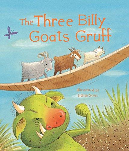 9781472310811: The Three Billy Goats Gruff