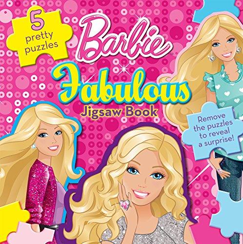 9781472310934: BARBIE FABULOUS JIGSAW BOOK (Barbie Jigsaw Puzzle)