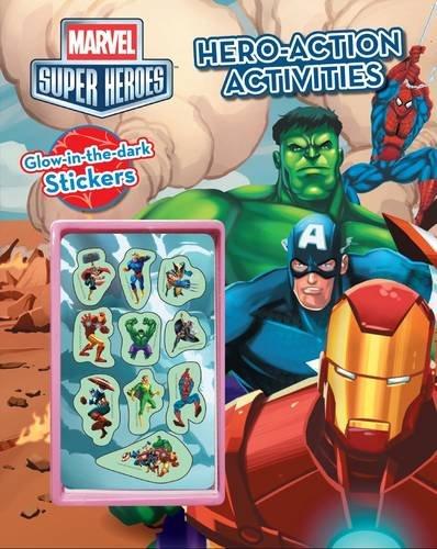 9781472311115: Marvel Super Hero Activity (Marvel Activity)