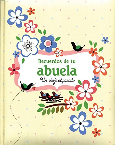 9781472311542: Recuerdos de tu abuela (Family Treasure) (Spanish Edition)