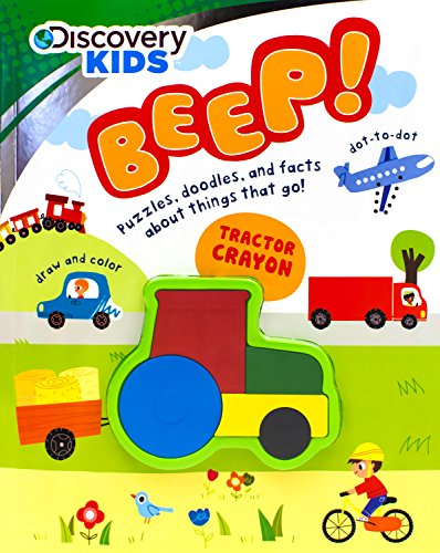 Beep (Discovery Kids): Parragon Books