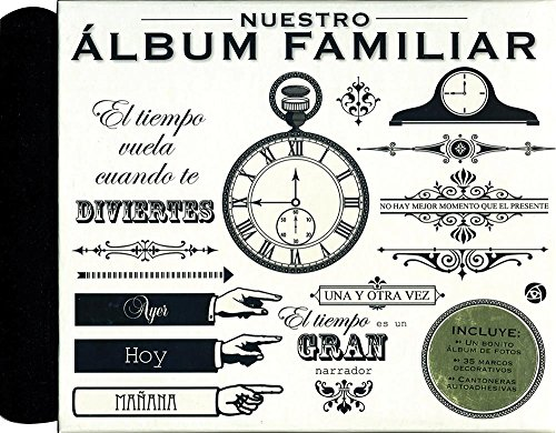9781472312075: Nuestro Album Familiar (Photoalbum Slipcase)