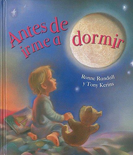 9781472316004: Antes de irme a dormir (Picture Books) (Spanish Edition)
