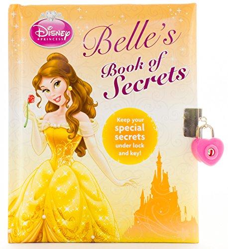 Disney's Belle's Book of Secrets (Disney Princess): Parragon Books