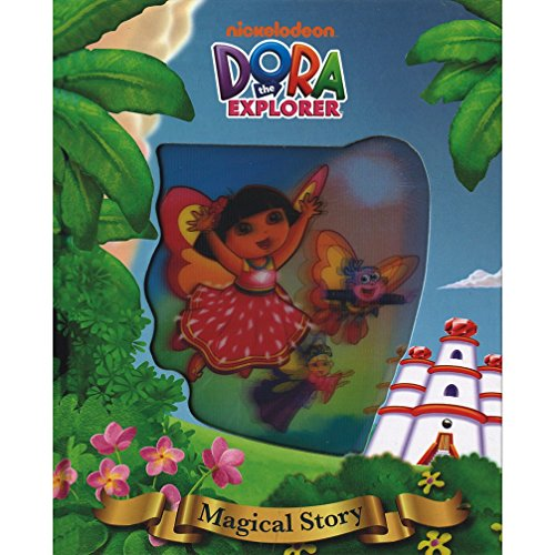 9781472316882: Dora the Explorer Magical Story with Lenticular Cover (Magical Storybook)