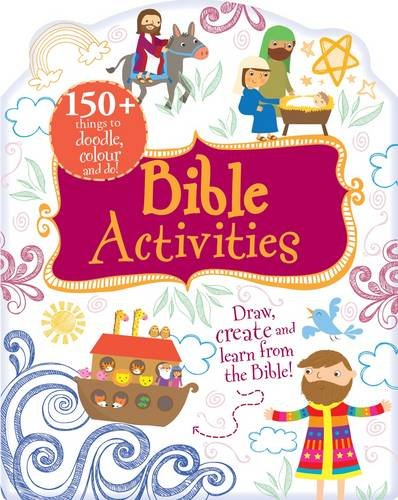 9781472317117: Bible Activities - Doodle, Colour and Play (Bumper Activity Book)
