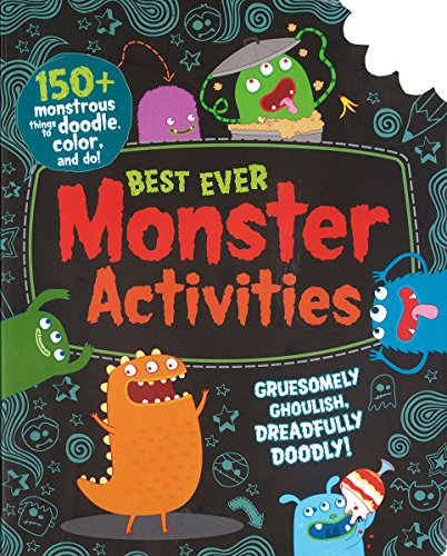 9781472317148: Best Ever Monster Activities (Shaped Activity)