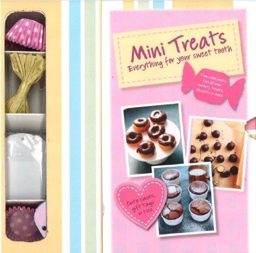 9781472317186: Mini Treats (Cooking Slipcase)
