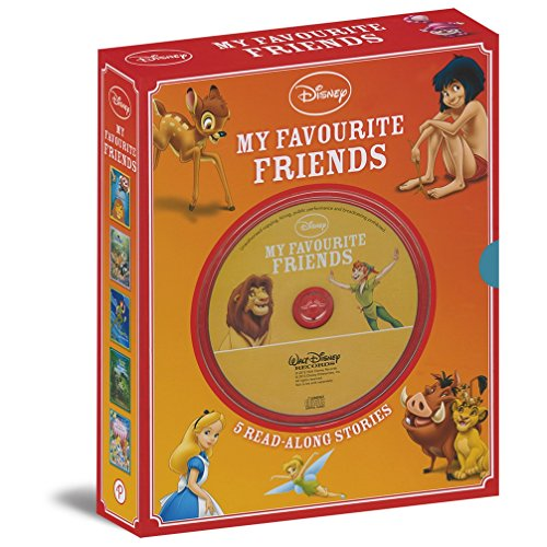 9781472317223: Disney My Favourite Friends - 5 Read-Along Stories