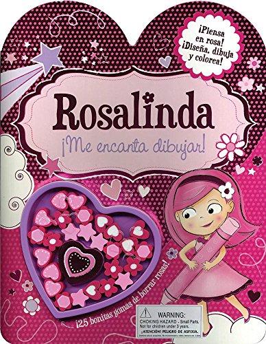 9781472318374: Rosalinda. ¡Me Encanta Dibujar! (+ 25 Gomas De Borrar)