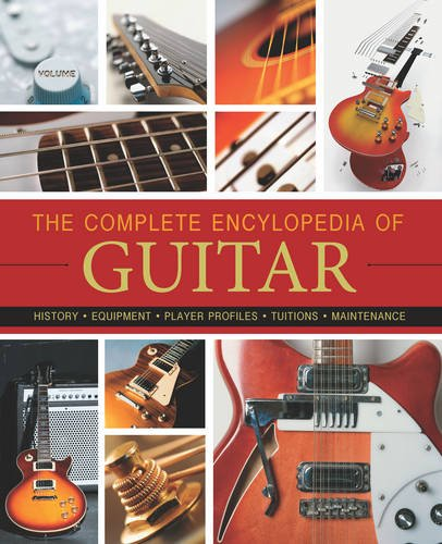 9781472318848: The Complete Encyclopedia of Guitar