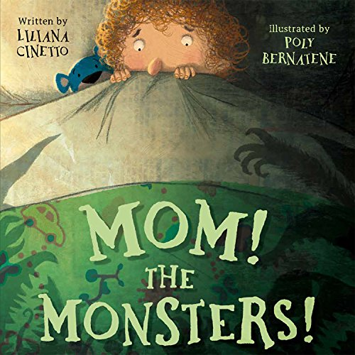 9781472319029: Mom! The Monsters! (Meadowside PIC Books)