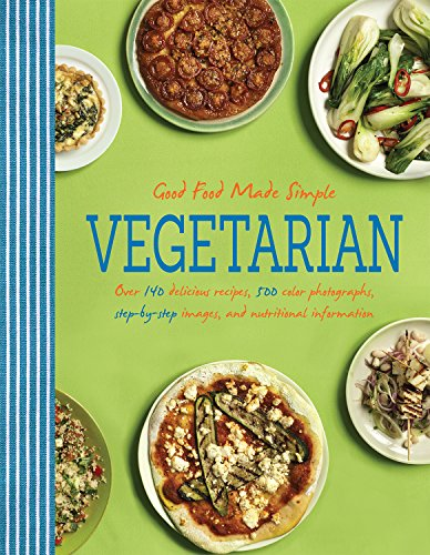 9781472319197: Vegetarian: Good Food Made Simple (Love Food)