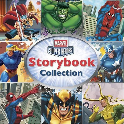 9781472319838: Marvel Storybook Collection