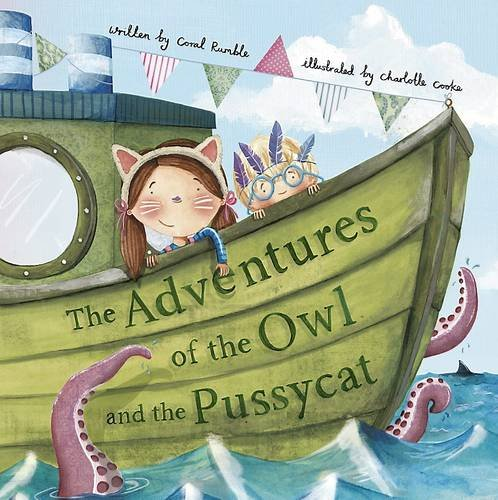 9781472319883: The Adventure of the Owl and the Pussycat (Picture Story Book)