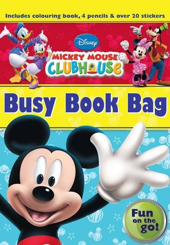 9781472320353: Disney Junior Mickey Mouse Clubhouse Busy Book Bag