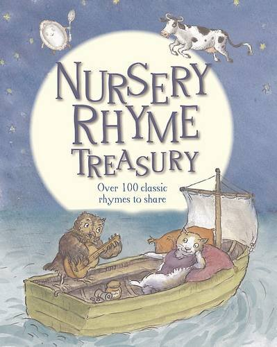 9781472322760: Nursery Rhyme Treasury