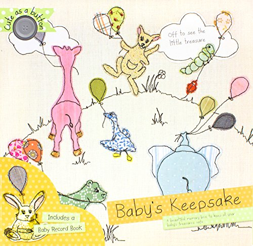 9781472323057: Baby's Keepsake: A Beautiful Memory Box To Keep All Your Baby's Treasures Safe