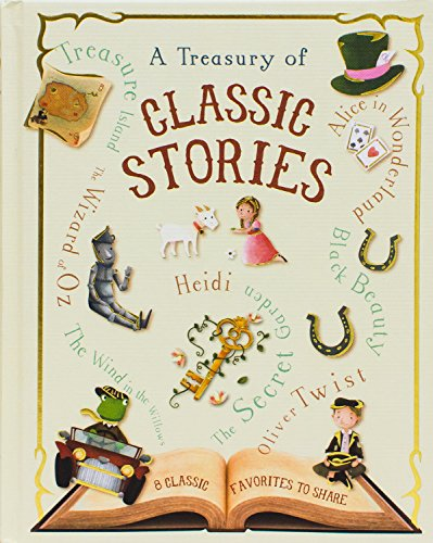 9781472323415: A Treasury of Classic Stories