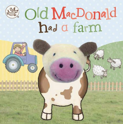 9781472323675: Old Macdonald Had a Farm (Little Learners Finger Puppet Book)