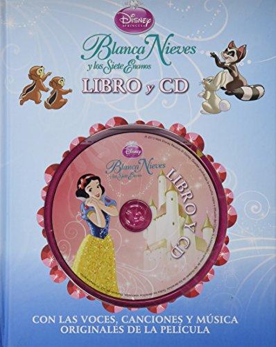 DISNEY LIBRO Y CD: BLANCA NIEVES: VARIOS