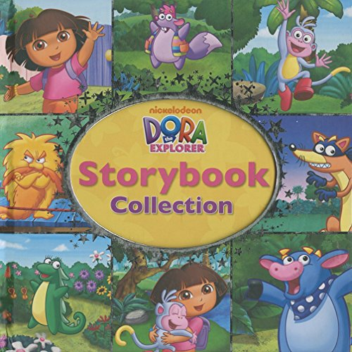 9781472327130: Dora the Explorer Storybook Collection