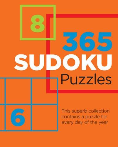 9781472327192: 365 Sudoku Puzzles