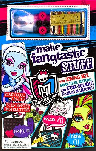 9781472327406: Monster High: Make Fangtastic Stuff