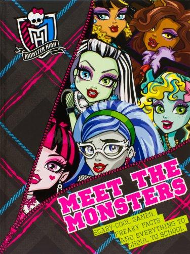 Monster High: Meet The Monsters