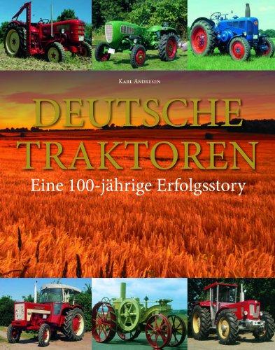 9781472327734: Deutsche Traktoren