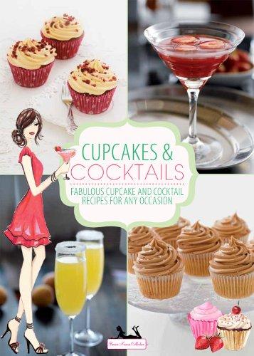 9781472329776: Cupcakes & Cocktails (Bonnie Marcus)